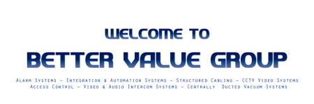 Welcome to Better Value Group